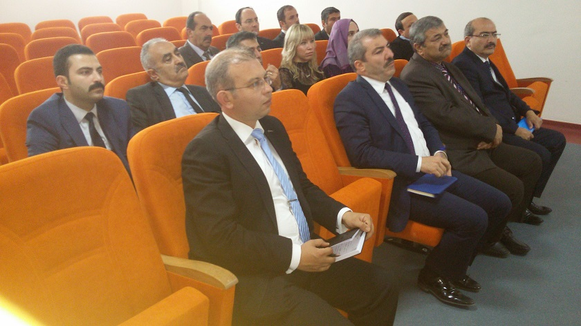 Bakanlığımız Milli Emlak Genel Müdürlüğü Taşınmaz Geliştirme Daire Başkanı Selçuk AYDEMİR'in Ziyareti