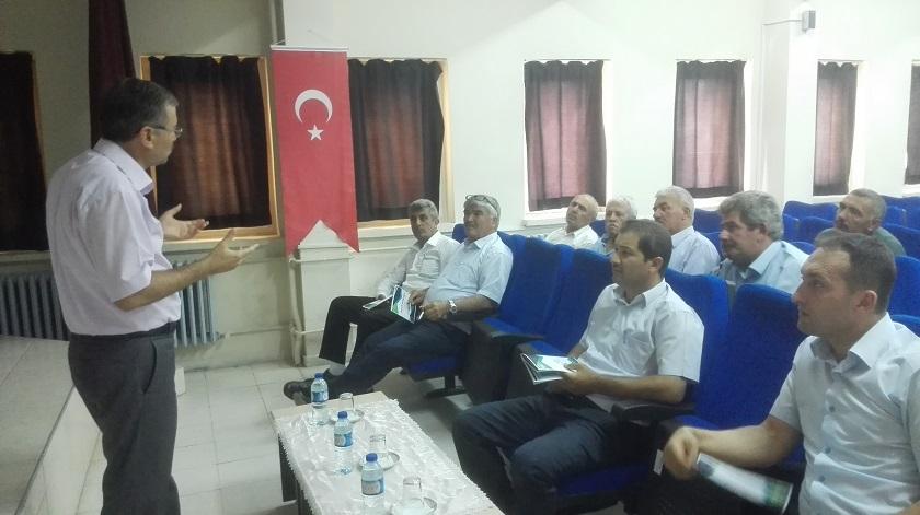 Balışeyh İlçesinde İmar Barışı Bilgilendirme Toplantısı Yapıldı