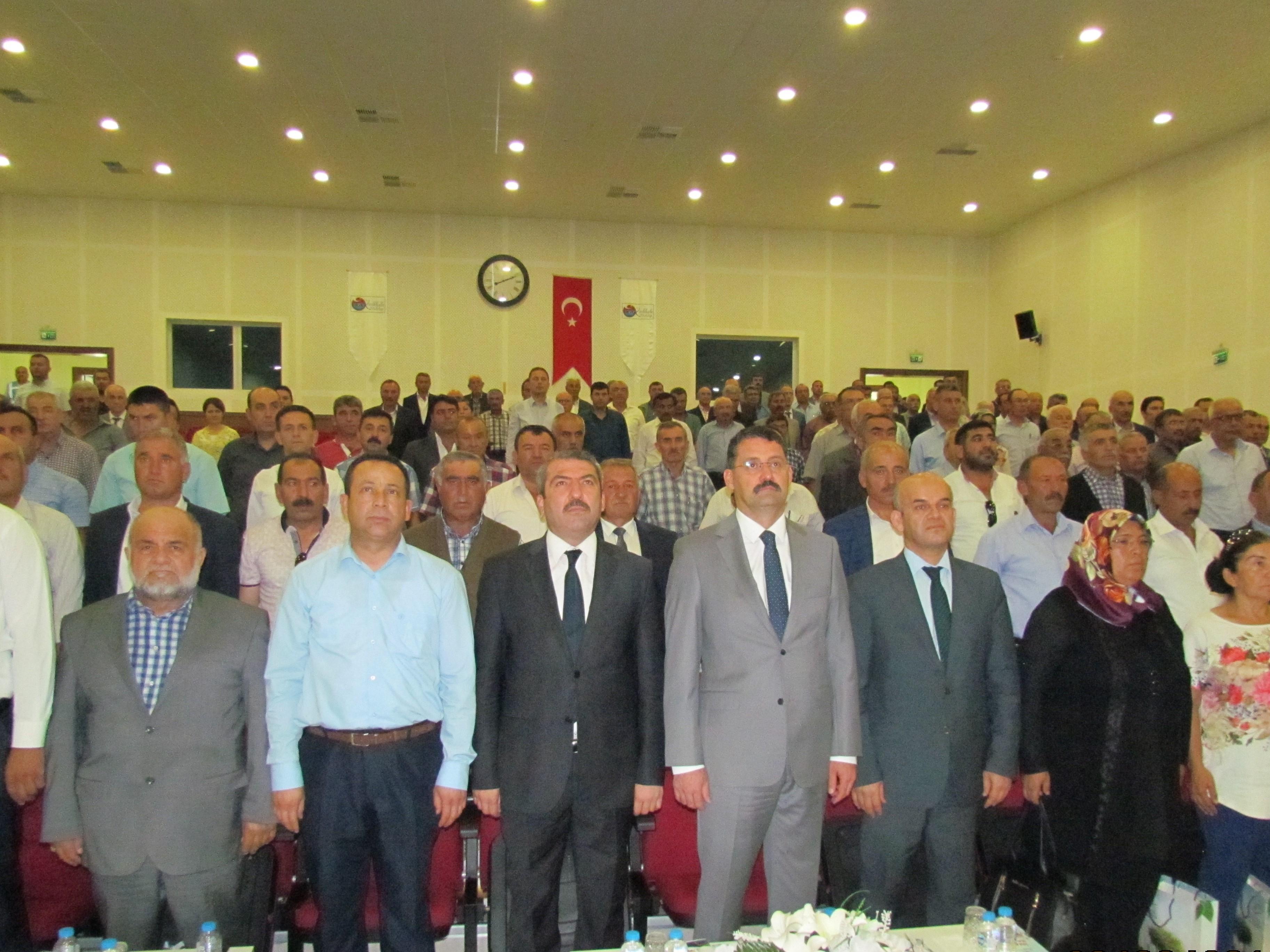 İmar Barışı Toplantısı Düzenlendi