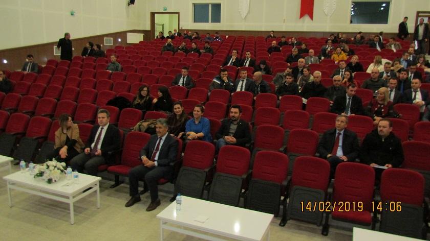 Sıfır Atık Bilgilendirme Toplantısı Düzenlendi