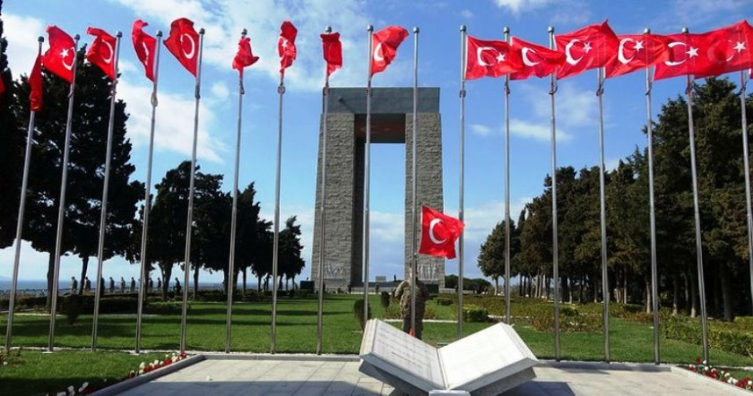 18 Mart Çanakkale Deniz Zaferi ve Şehitleri Anma Günü 106. Yıl Dönümü