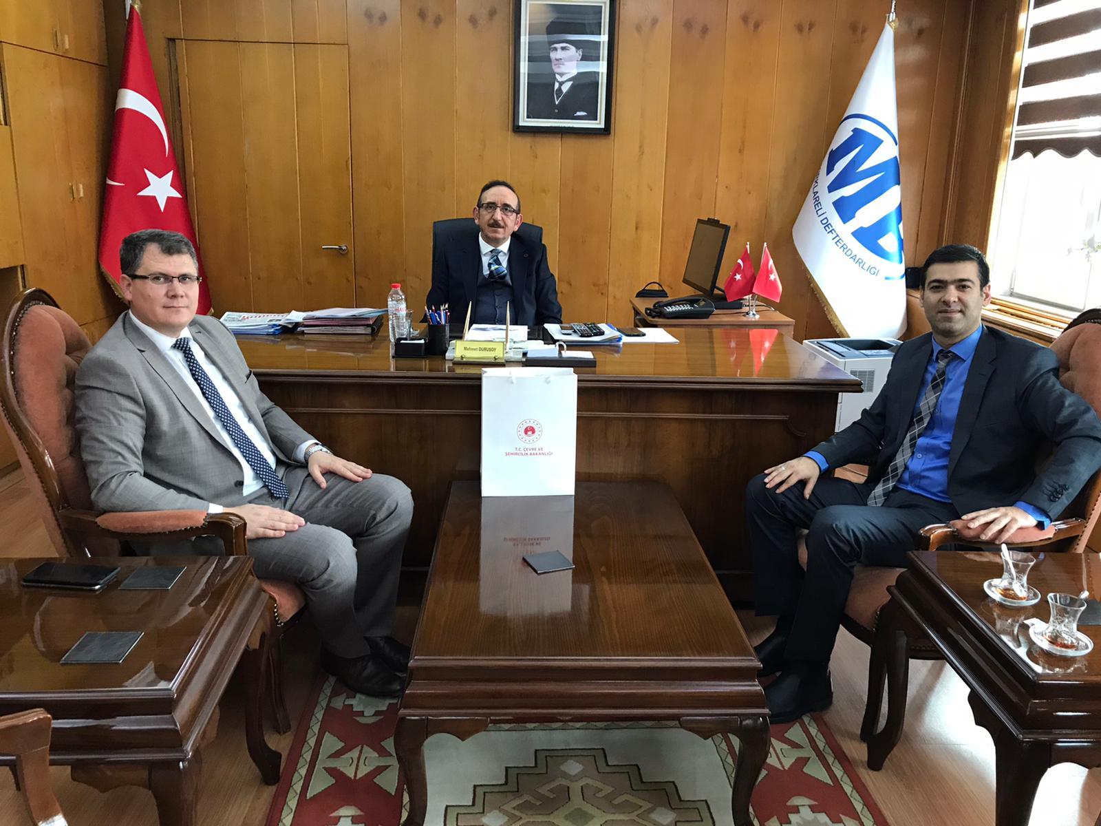 19 Şubat 2020 tarihinde İl Müdürlüğümüz personeli tarafından Kırklareli Defterdarı Sayın Mehmet DURUSOY…