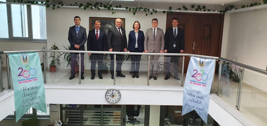 19 Şubat 2020 tarihinde İl Müdürlüğümüz personeli tarafından Lüleburgaz Belediye Başkanlığı ziyaret…