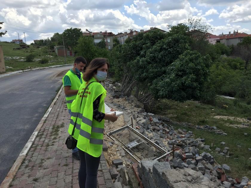21.06.2020 Tarihinde İlimiz Pınarhisar İlçesinde meydana gelen afet sonrasında Müdürlüğümüz personeli tarafından hasar tespit çalışmaları yapılmıştır.