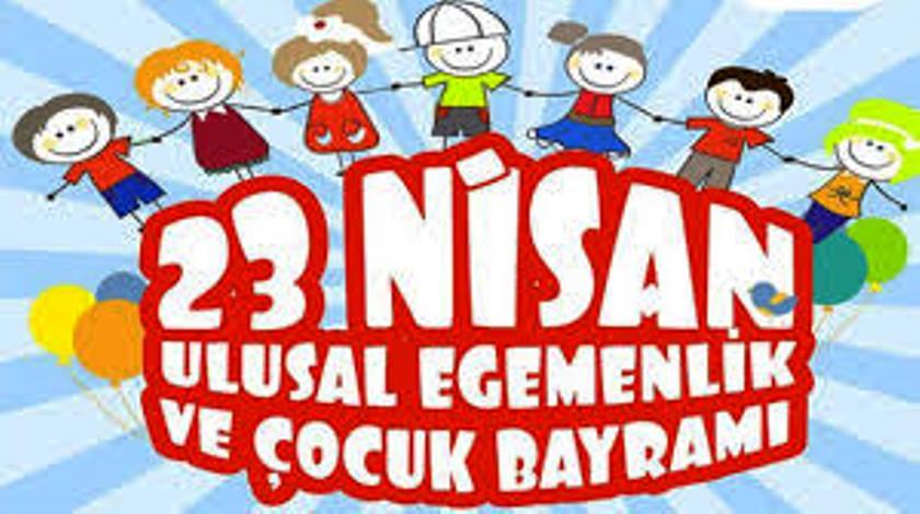 """""""Çocuk yurdun temelidir. Bu ülkenin geleceği çocuklarımızdır. 23 Nisan Ulusal Egemenlik ve Çocuk Bayramınız…"""