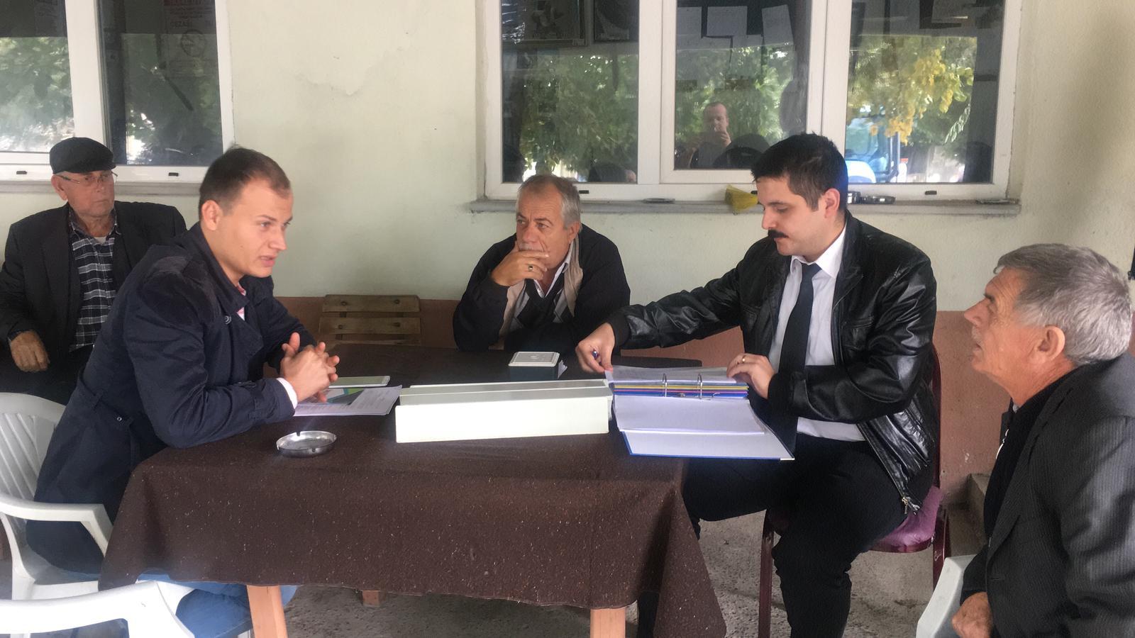 İl Müdürlüğümüz Tarafından Vize İlçesi Köylerinde İmar Barışı ve 387 Sıra Sayılı Milli Emlak Genel Tebliği Kapsamında Bilgilendirme Toplantıları Yapılmıştır