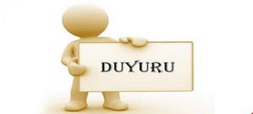 İlimiz sınırları içerisinde bazı firmaların Kırklareli Çevre ve Şehircilik İl Müdürlüğü'nü temsilen…