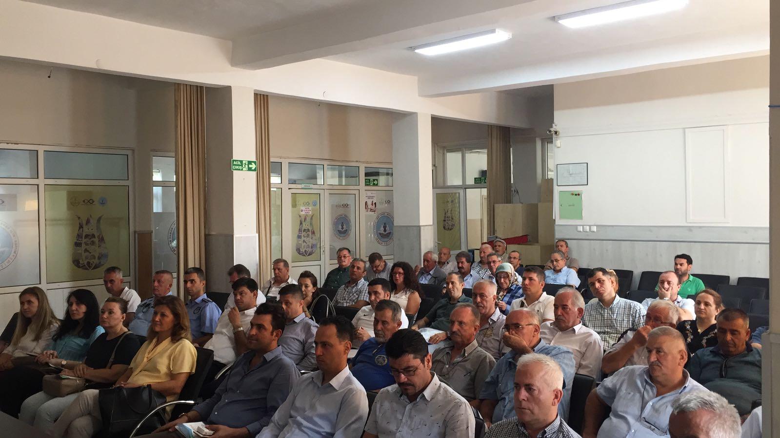 İmar Barışı Lüleburgaz Bilgilendirme Toplantısı İl Müdürlüğümüz Personelince Gerçekleştirilmiştir.