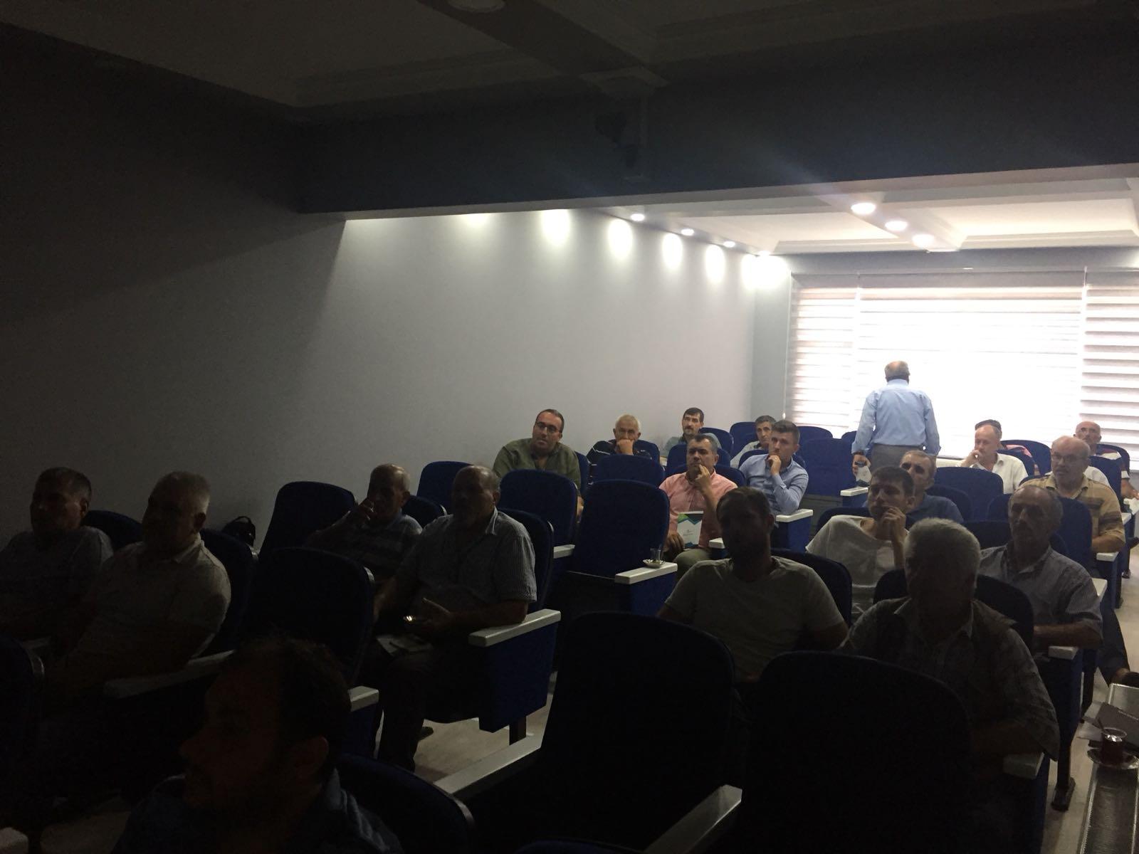 İmar Barışı Ahmetbey Bilgilendirme Toplantısı İl Müdürlüğümüz Personelince Gerçekleştirilmiştir.