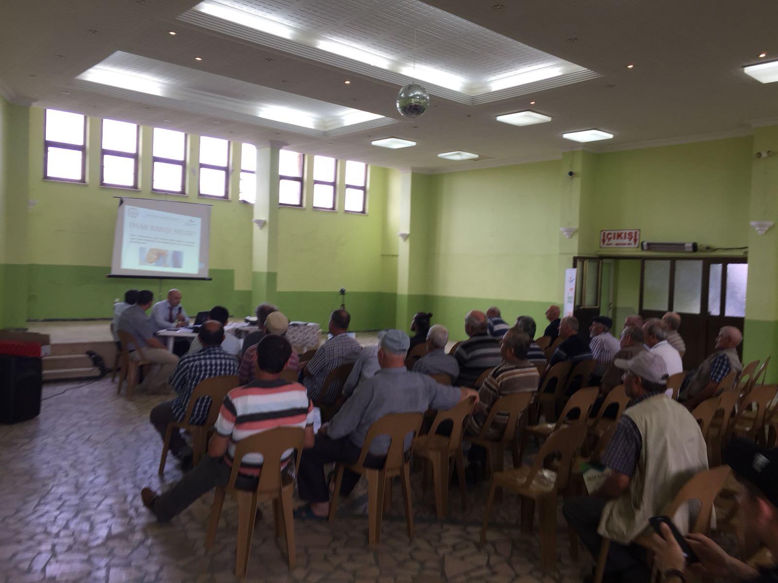 İmar Barışı Çakıllı Bilgilendirme Toplantısı İl Müdürlüğümüz Personelince Gerçekleştirilmiştir.
