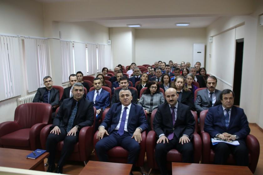 Sayın Valimiz Osman BİLGİN İl Müdürlüğümüzü ziyaret etmiştir.