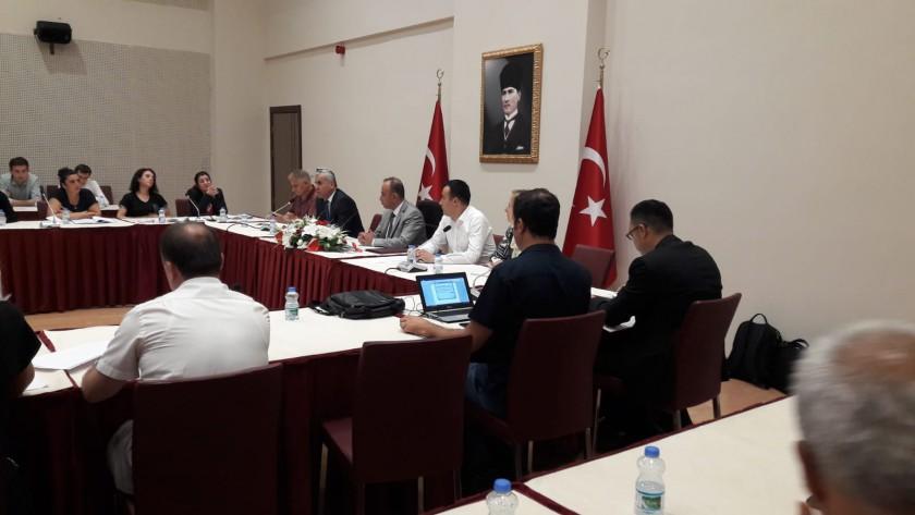 İlimizde 4. Bölgesel Çevre Mevzuatı İstişare Toplantısı Yapıldı.