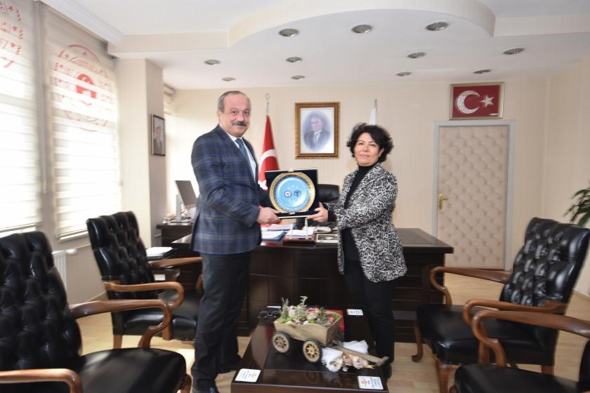 Konya İl Emniyet Müdürü Sayın Mustafa Aydın İl Müdürlüğümüzü ziyaret etmiştir.