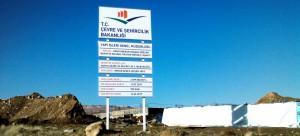 Meram Gödene Koruma Bakım ve Rehabilitasyon Merkezi İnşaatı