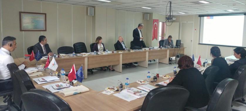 4. Proje Yönlendirme Komite Toplantısı, 09 Ekim 2018, Laboratuvar Ölçüm ve İzleme Daire Başkanlığı