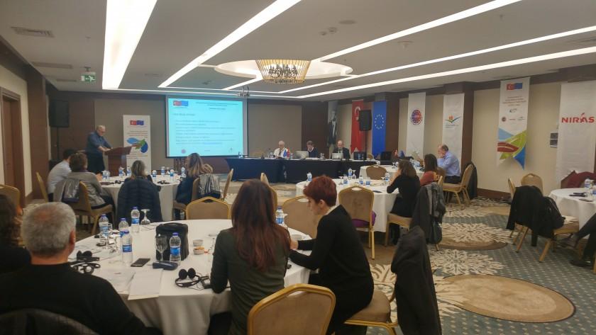 Faaliyet 2.3: Ankara'da Düzenleyici Etki Analizi Eğitimi