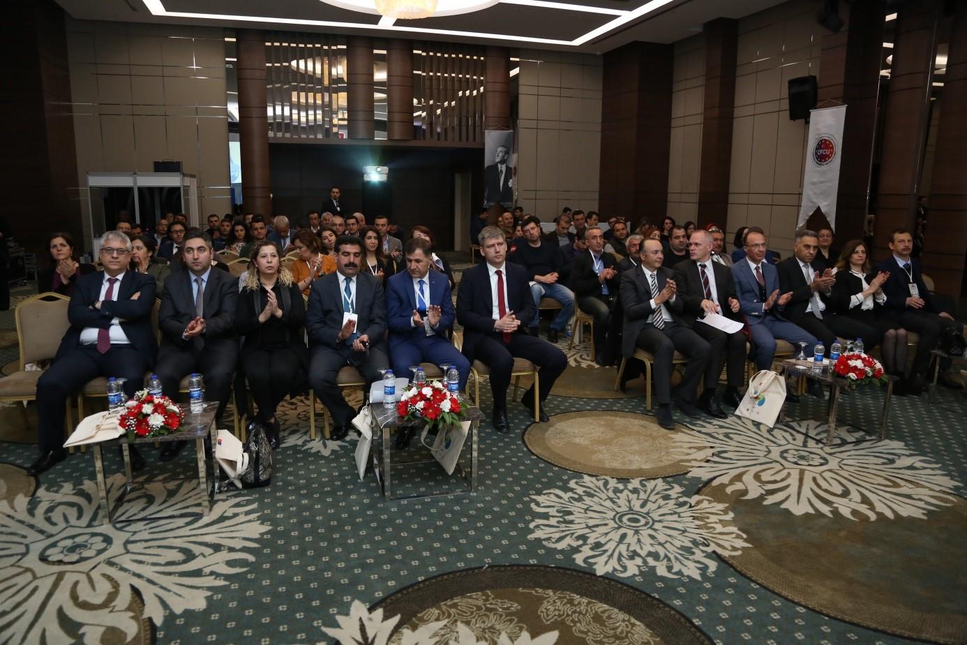 Kirletici Salım ve Taşıma Kaydı Projesi Kapanış Toplantısı Gerçekleştirildi