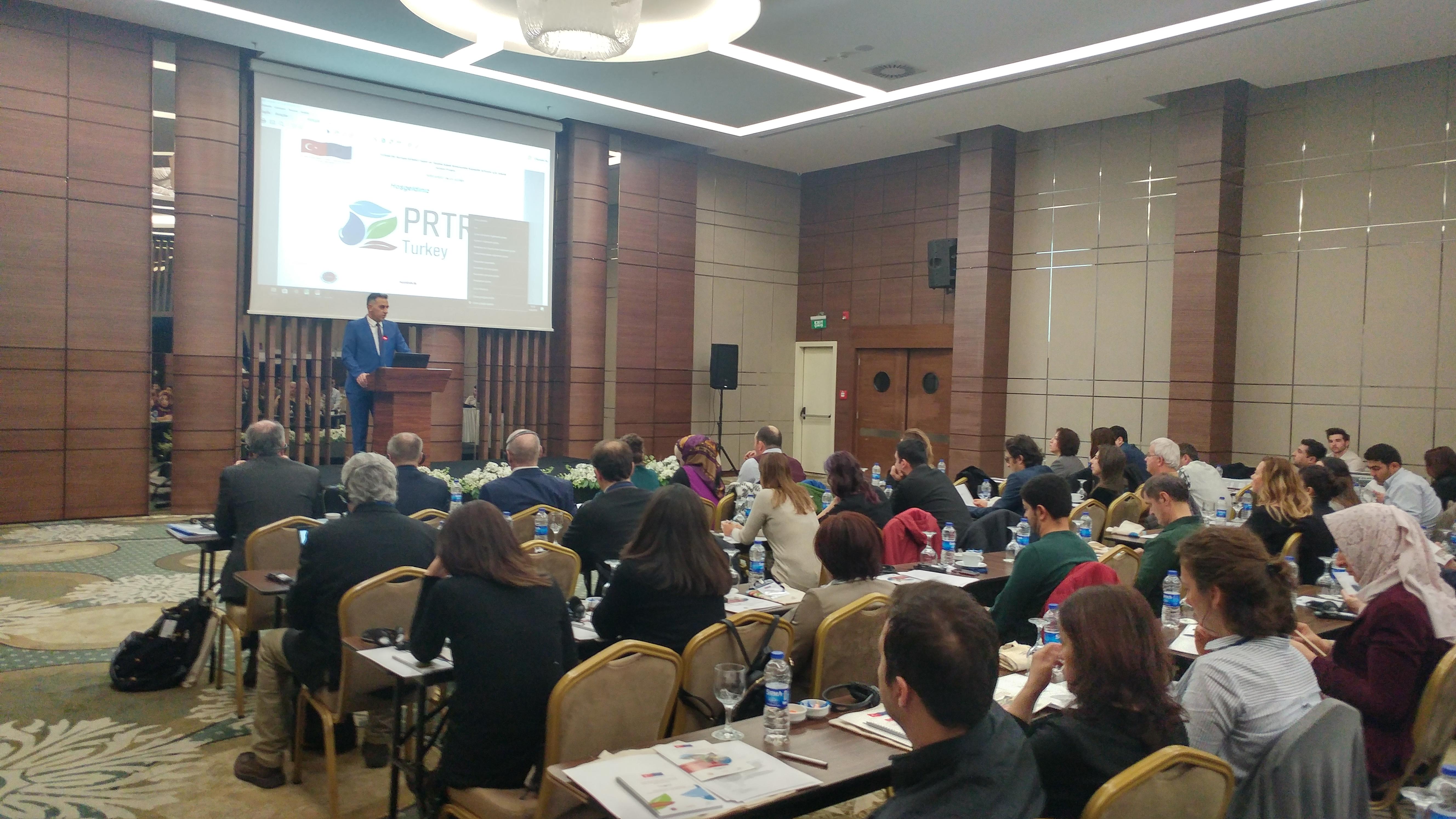 KSTK Projesi Türkiye'nin yeni KSTK Yönetmeliği Eğitimi