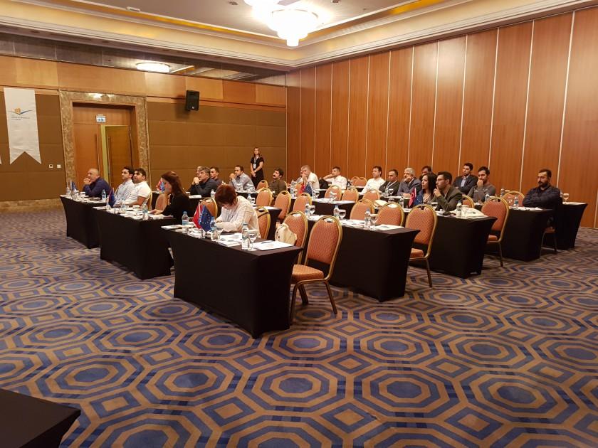 Faaliyet 3.3.KSTK Türkiye - Bilgilendirme Toplantıları