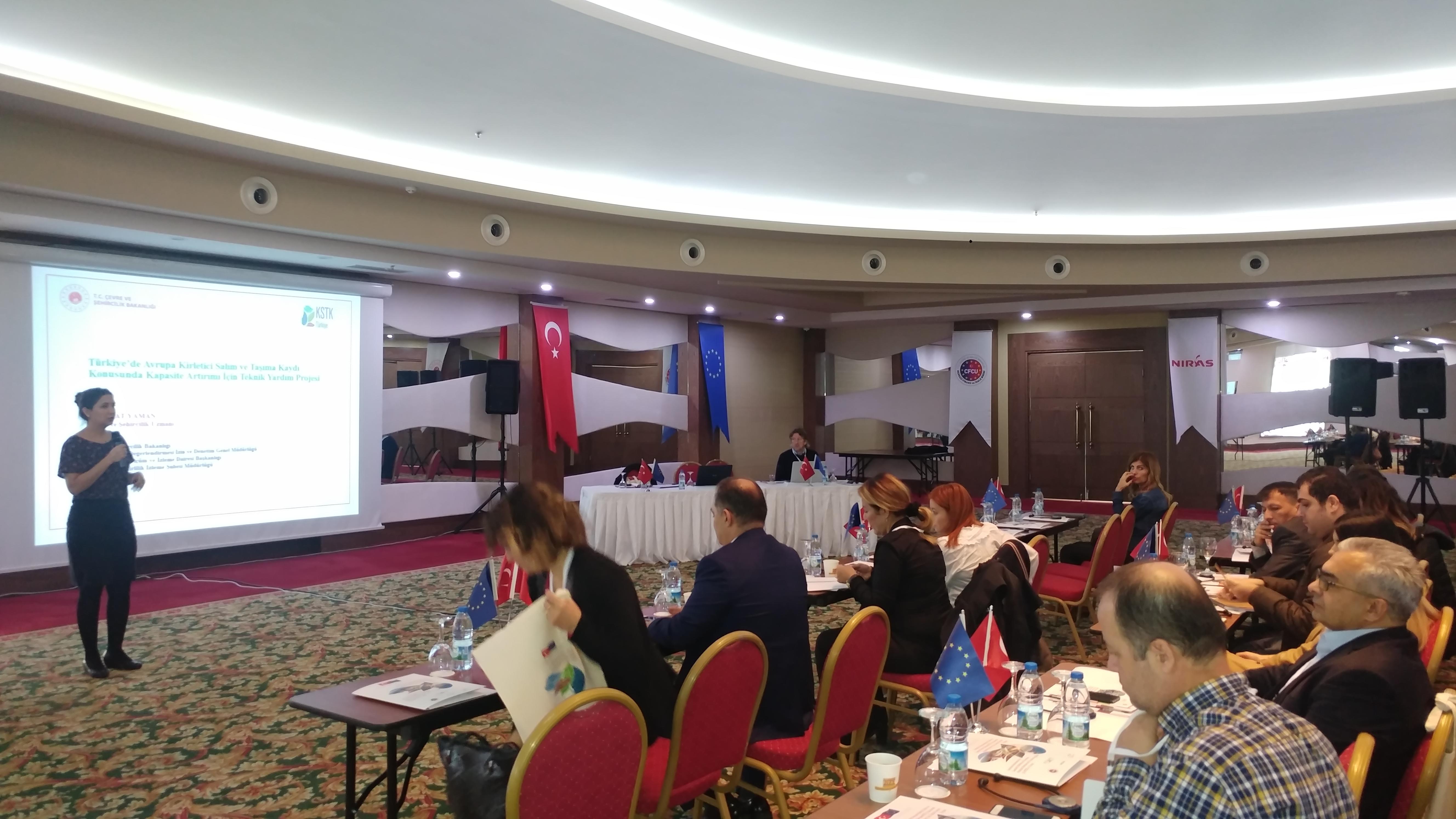 KSTK Türkiye - Bilgilendirme Toplantıları