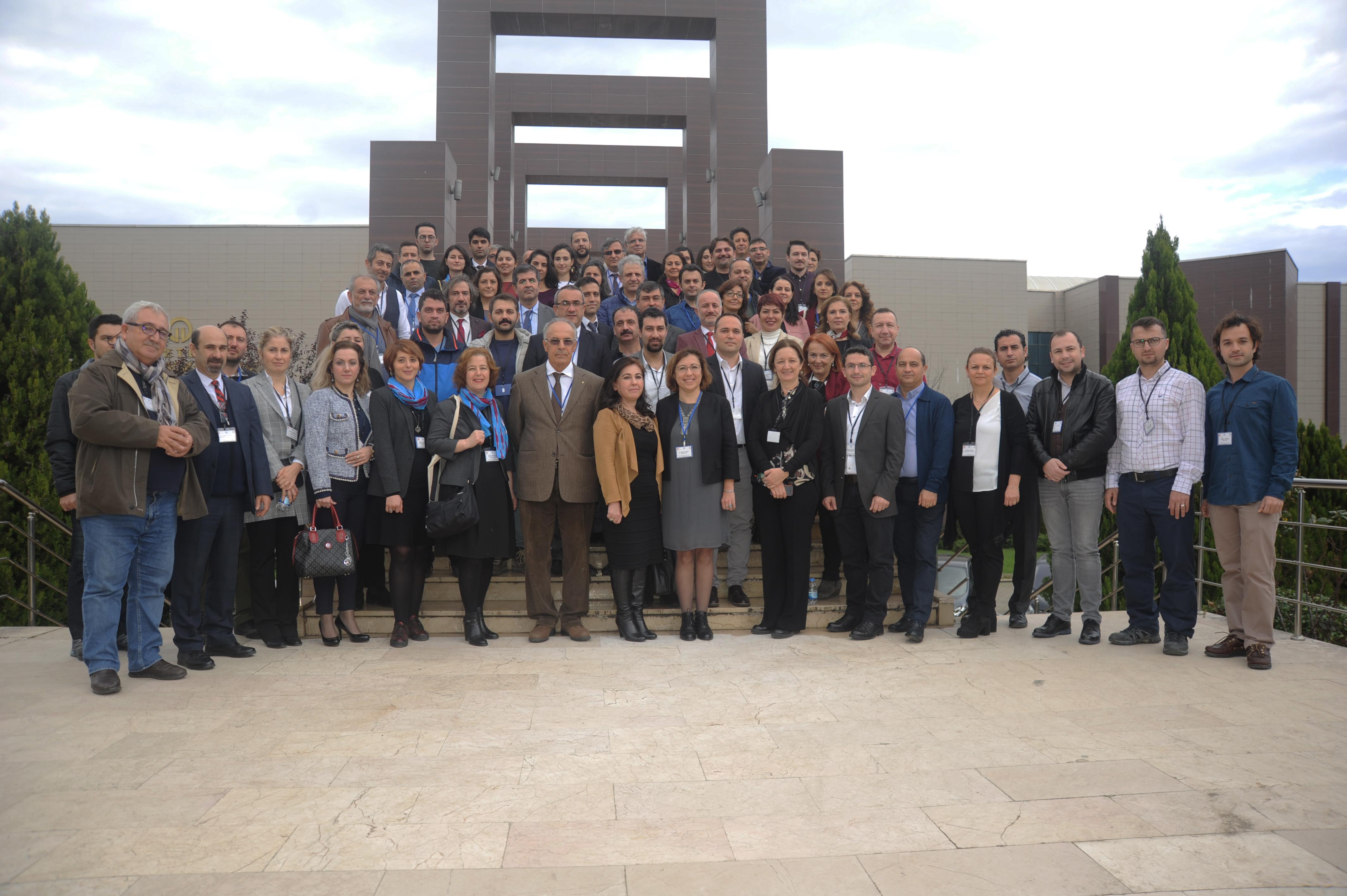 DEN-İZ Karadeniz Bölgesel İzleme ve Değerlendirme Çalıştayı Başarıyla Düzenlenmiştir.