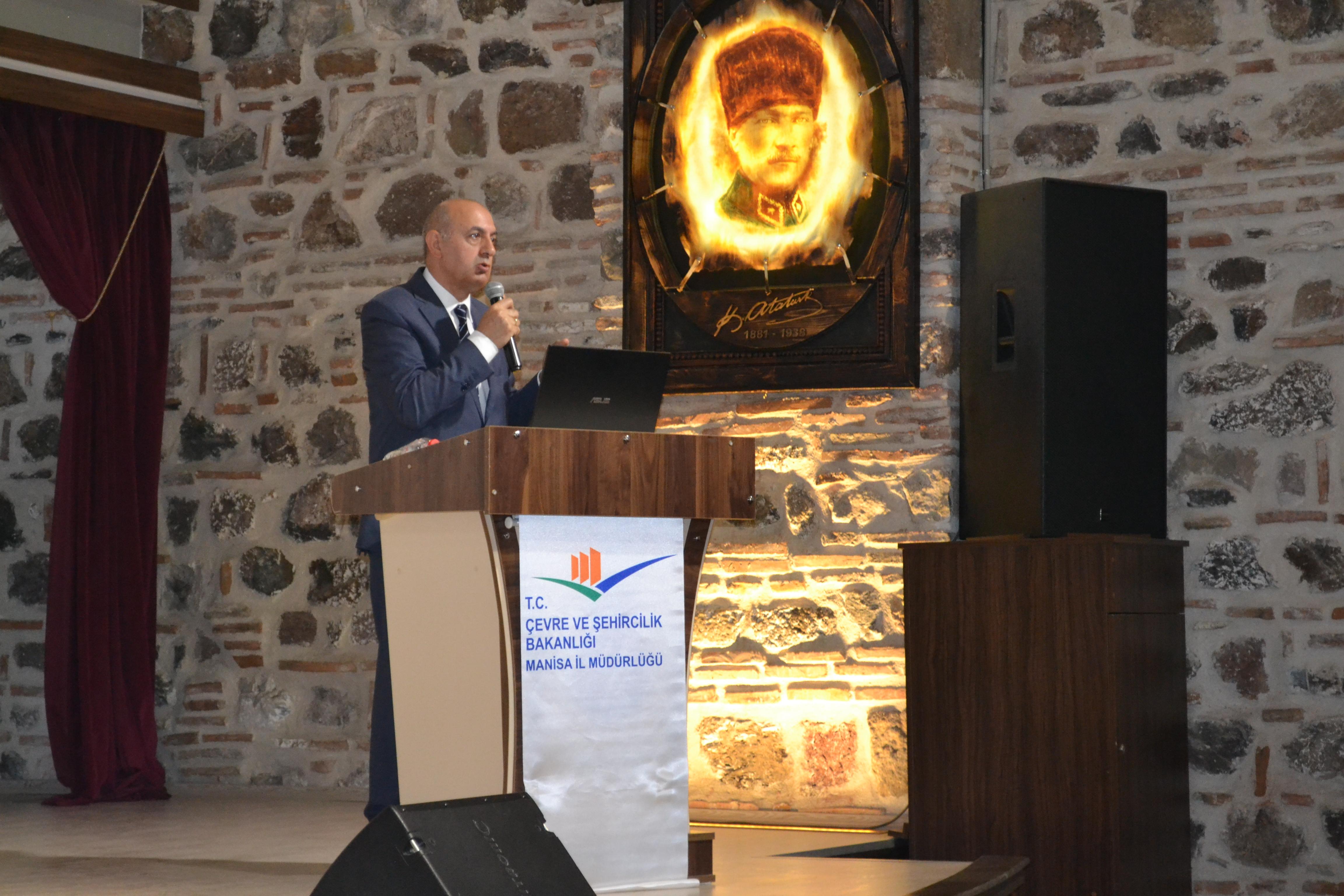 İmar Barışı:  Yunusemre, Şehzadeler ve Turgutlu İlçesine Bilgilendirme Toplantısı Yapıldı
