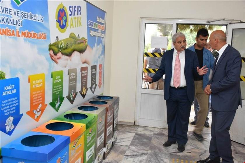 Manisa Valimiz Sayın Mustafa Hakan Güvençer