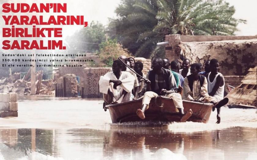 Sudan İnsani Yardım Kampanyası