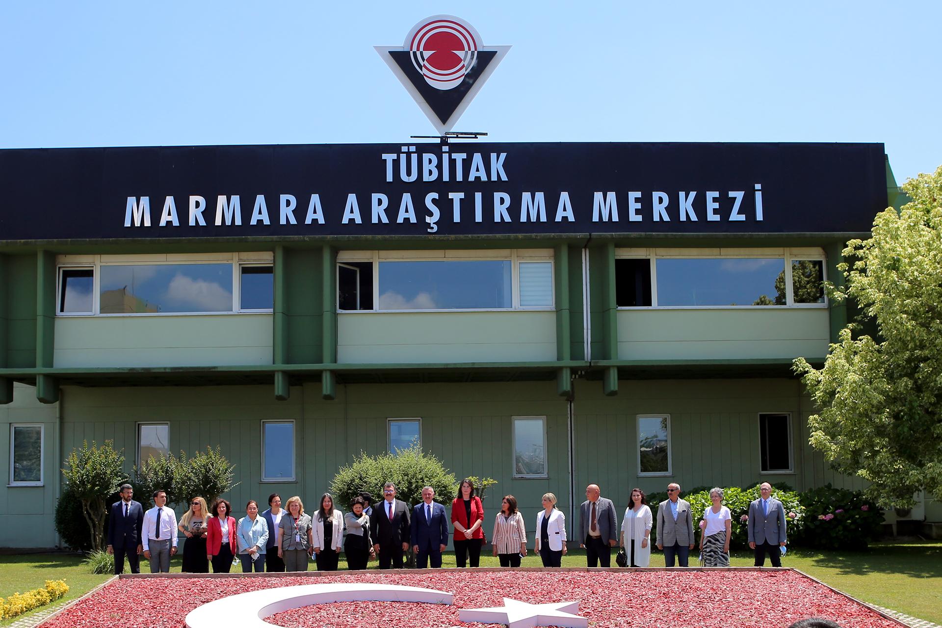 Marmara Denizi Eylem Planı Bilim ve Teknik Kurulu çalışmalarına başladı.