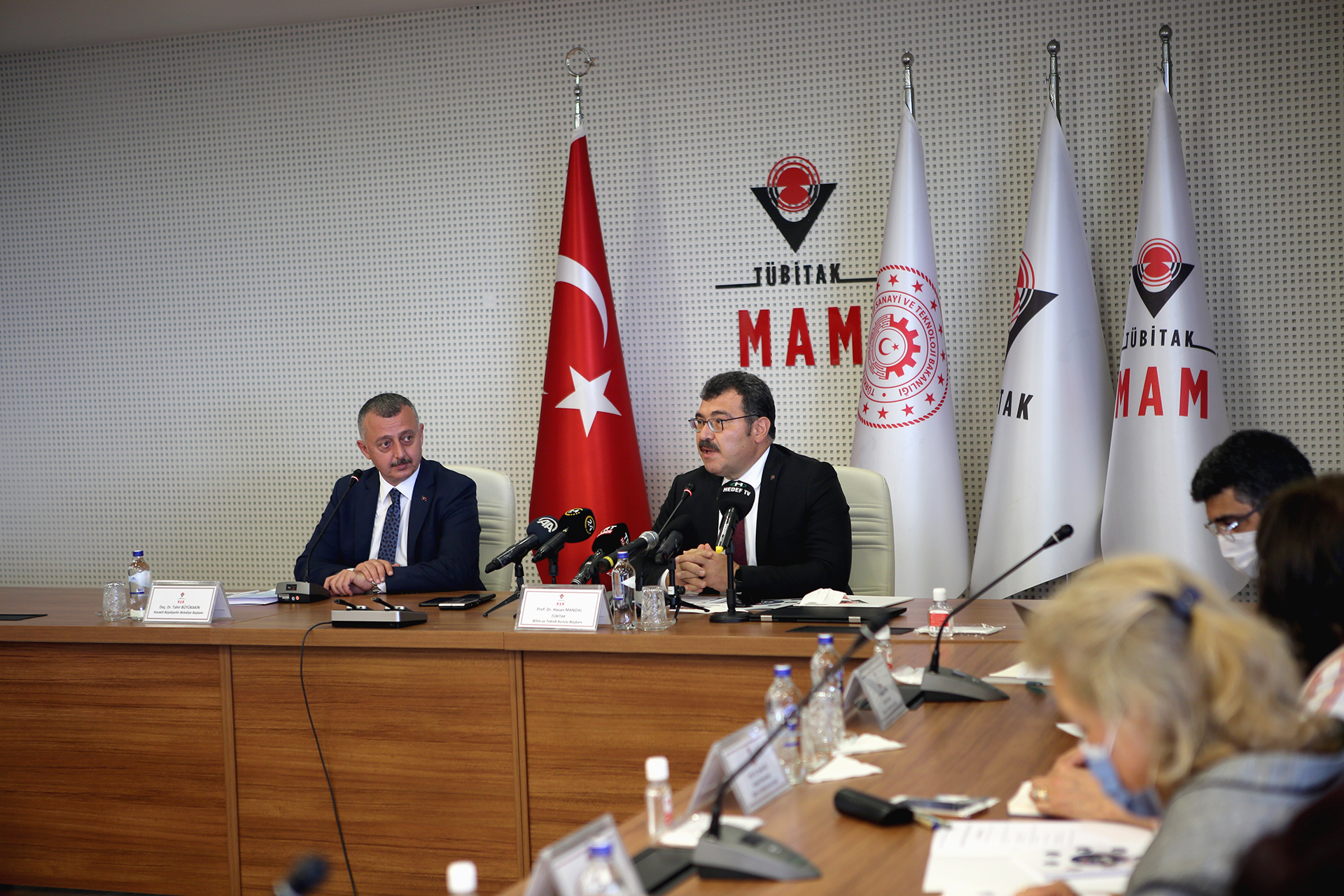 Marmara Denizi Eylem Planı Bilim ve Teknik Kurulu Çalışmalarına Başladı