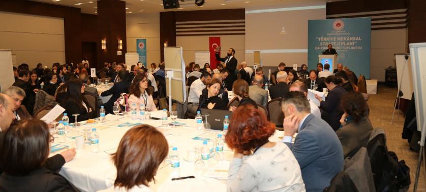Çalışma Grupları Toplantısı (Ankara 06/12/2018)