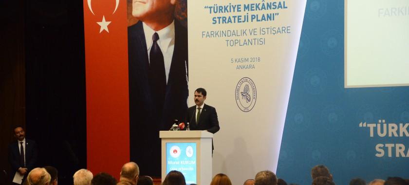 Farkındalık ve İstişare Toplantısı (Ankara 05/11/2018)