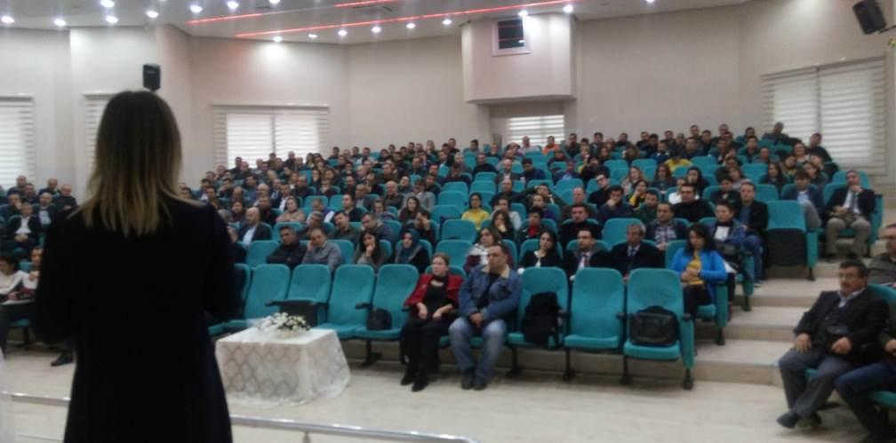 """İlimiz Tarsus ilçesinde kamu kurum ve kuruluşlarına yönelik """"sıfır atık"""" eğitimi gerçekleştirilmiştir."""