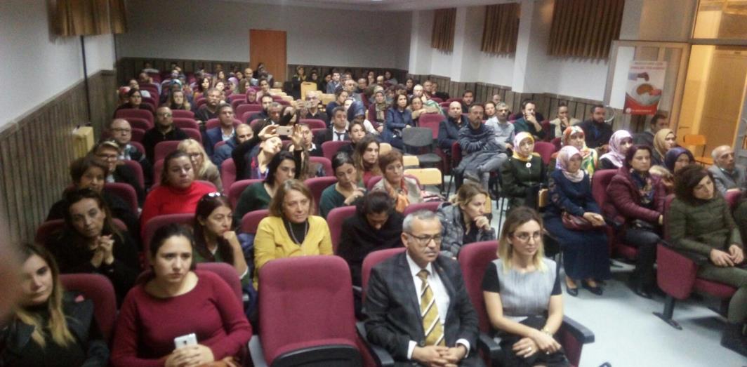 """İlimiz Yenişehir ve Mezitli ilçelerinde kamu kurum ve kuruluşlarına yönelik """"sıfır atık"""" eğitimi gerçekleştirilmiştir."""