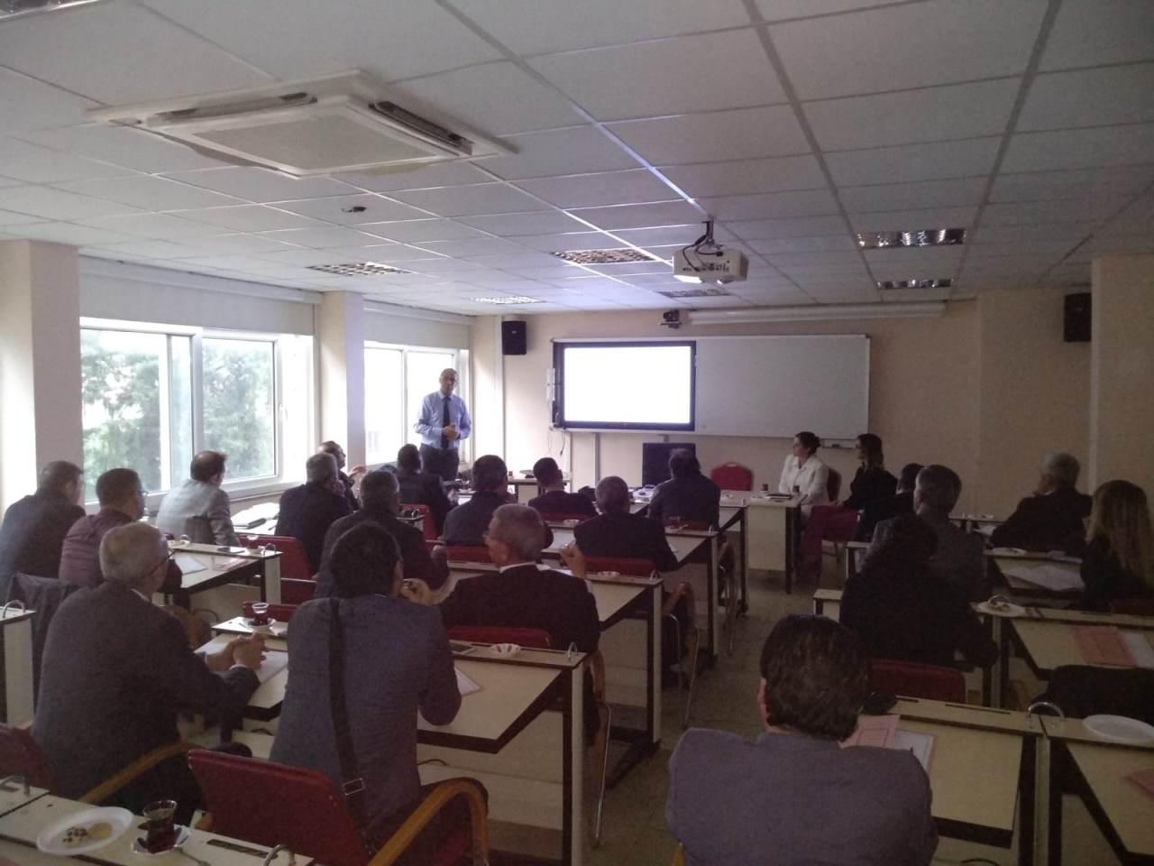 Sıfır atık Milli Eğitim ilçe koordinatörlerine eğitim verildi.
