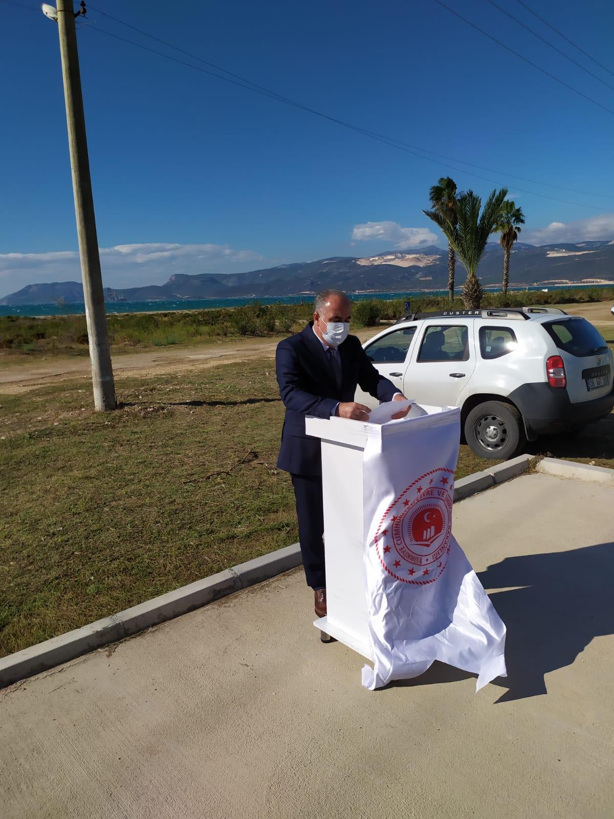 Göksu Deltası Özel Çevre Koruma Bölgesi'nde Kum Zambağı Koruma İzleme Projesi