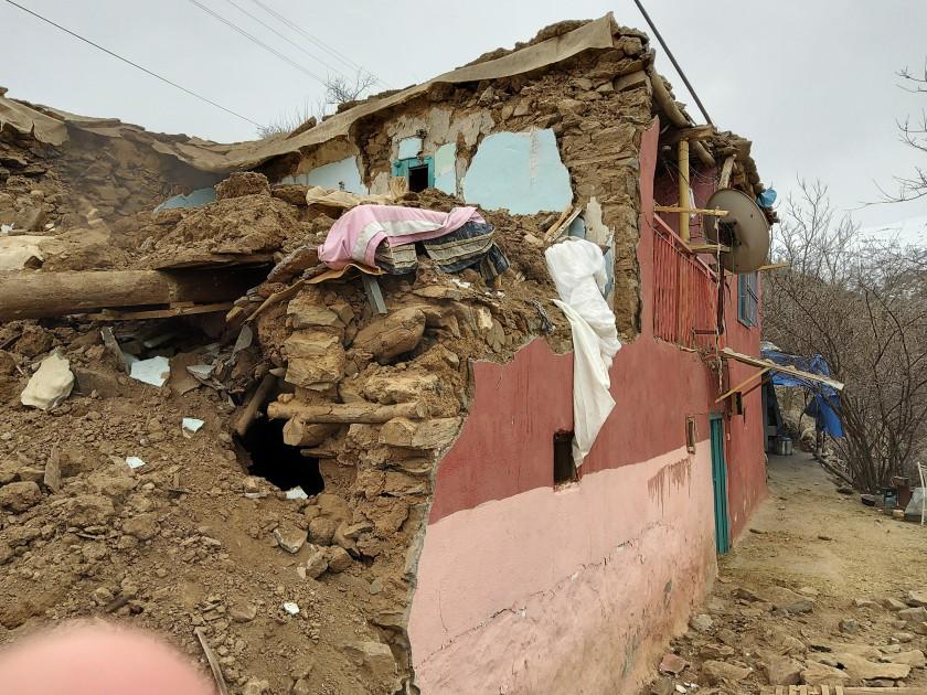 İl Müdürlüğümüz Teknik Ekibi Malatya İli Deprem Bölgesinde Çalışmalarına devam ediyor.