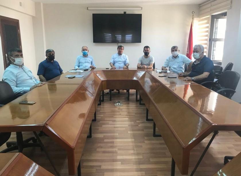 Yerel Yönetim Hizmetleri Sendika Üyesi Kamu Görevlisi Tespit Toplantısı Yapıldı.