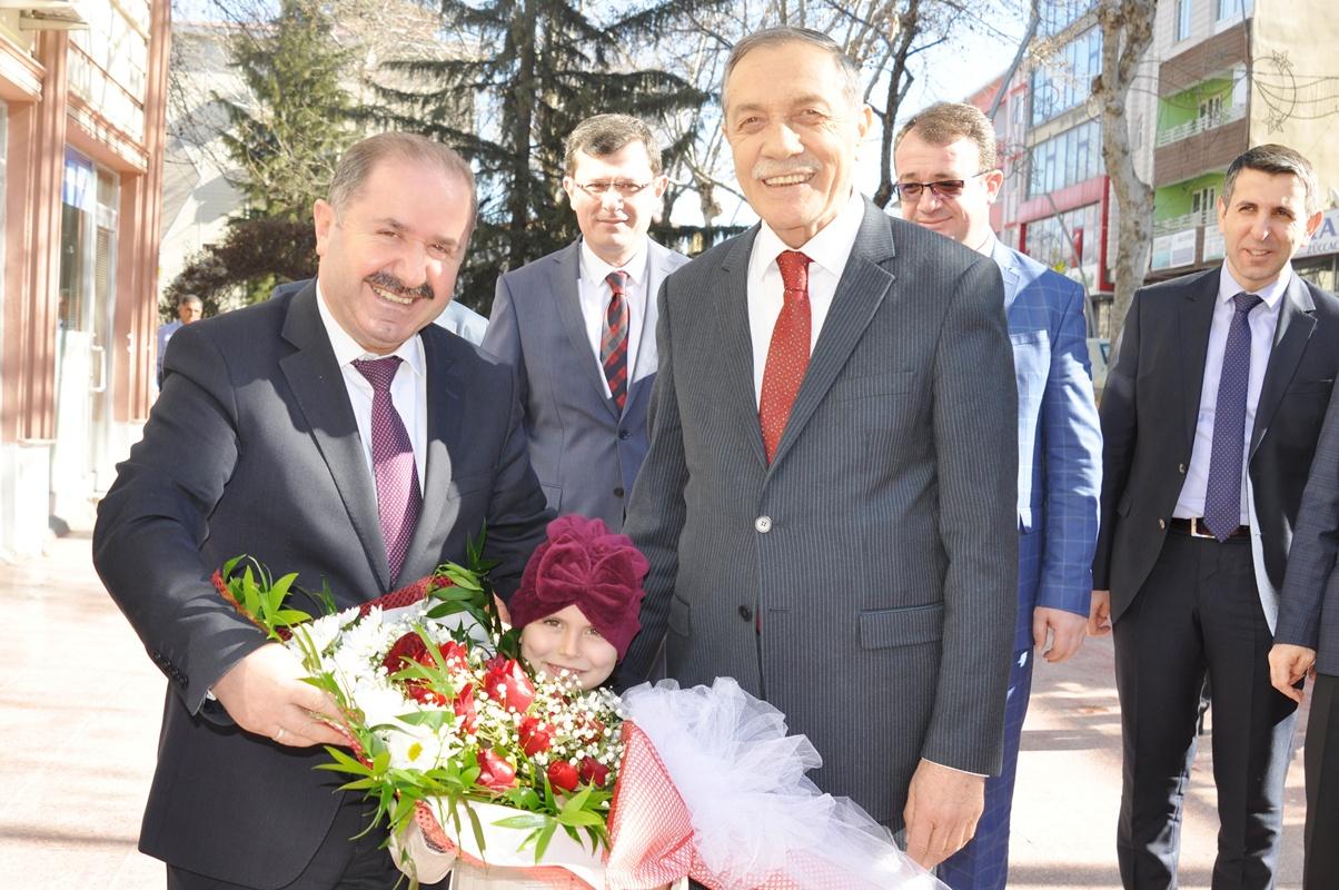"""""""ÖRNEK İMAR UYGULAMALARI PROJESİ""""  GÖLBAŞI'NDA TAMAMLANDI"""
