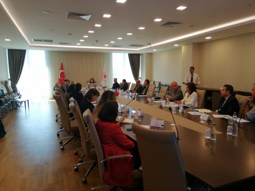 """""""Türkiye Mekânsal Strateji Planı"""" hazırlık çalışmaları devam ediyor…"""