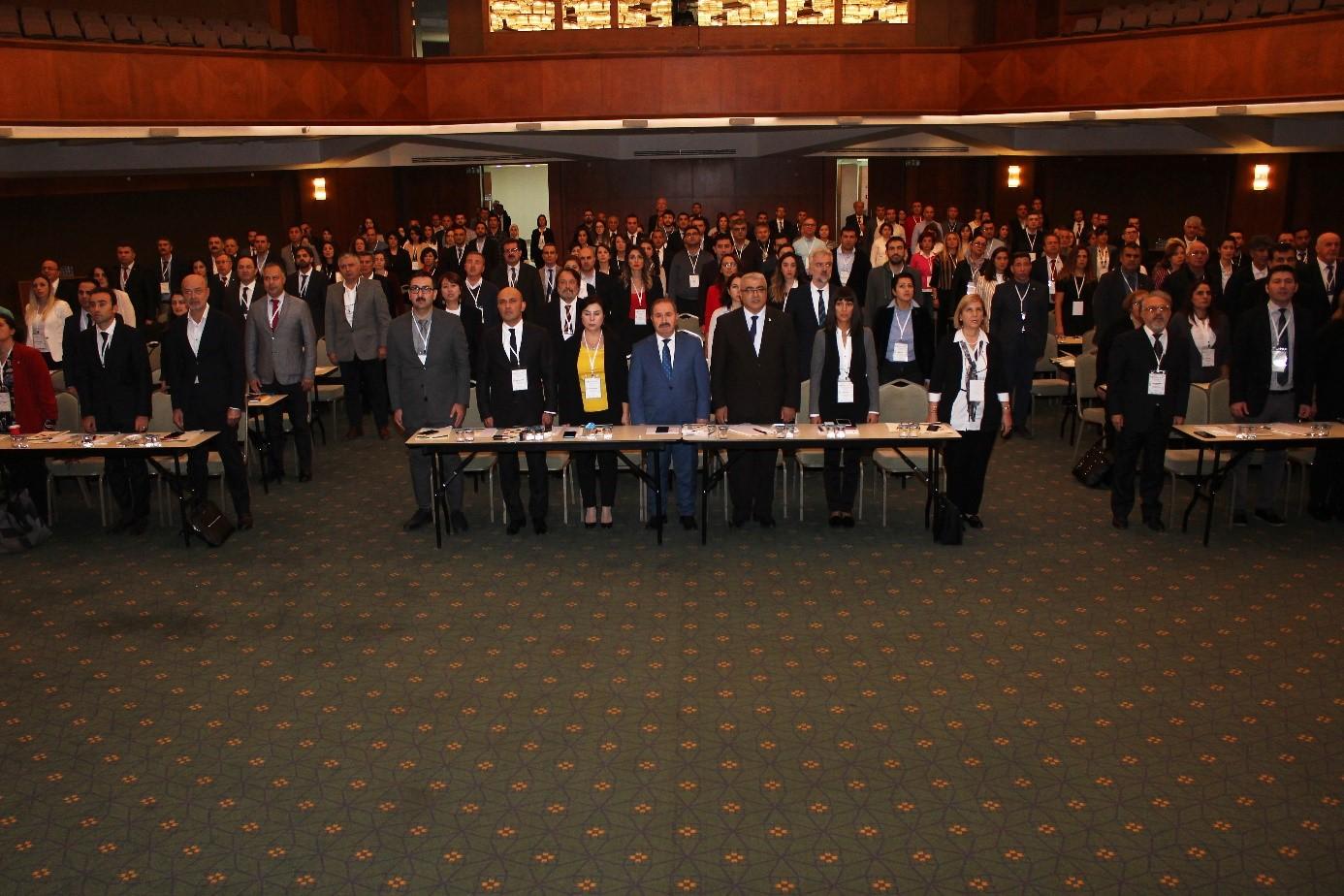 Türkiye Mekânsal Strateji Planı Çalıştayı 13-14 Kasım tarihlerinde gerçekleştirildi.