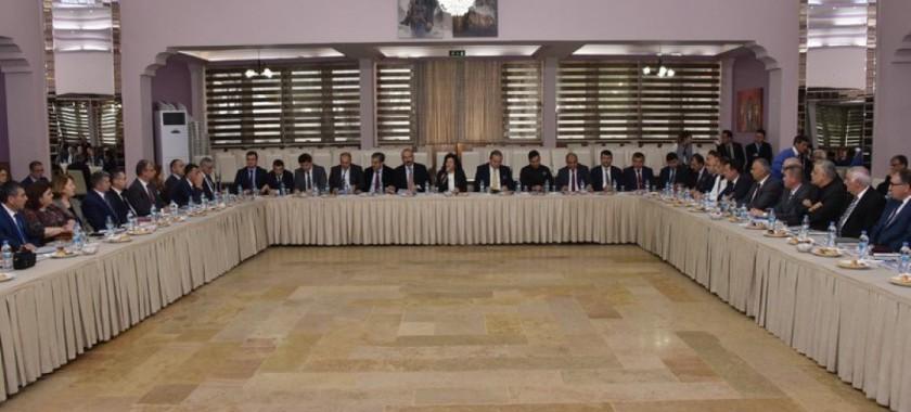 İl İdare Şube Başkanlarına İl Müdürümüz Uğur ŞEREN Tarafından Sıfır Atık Projesi Sunumu Yapıldı