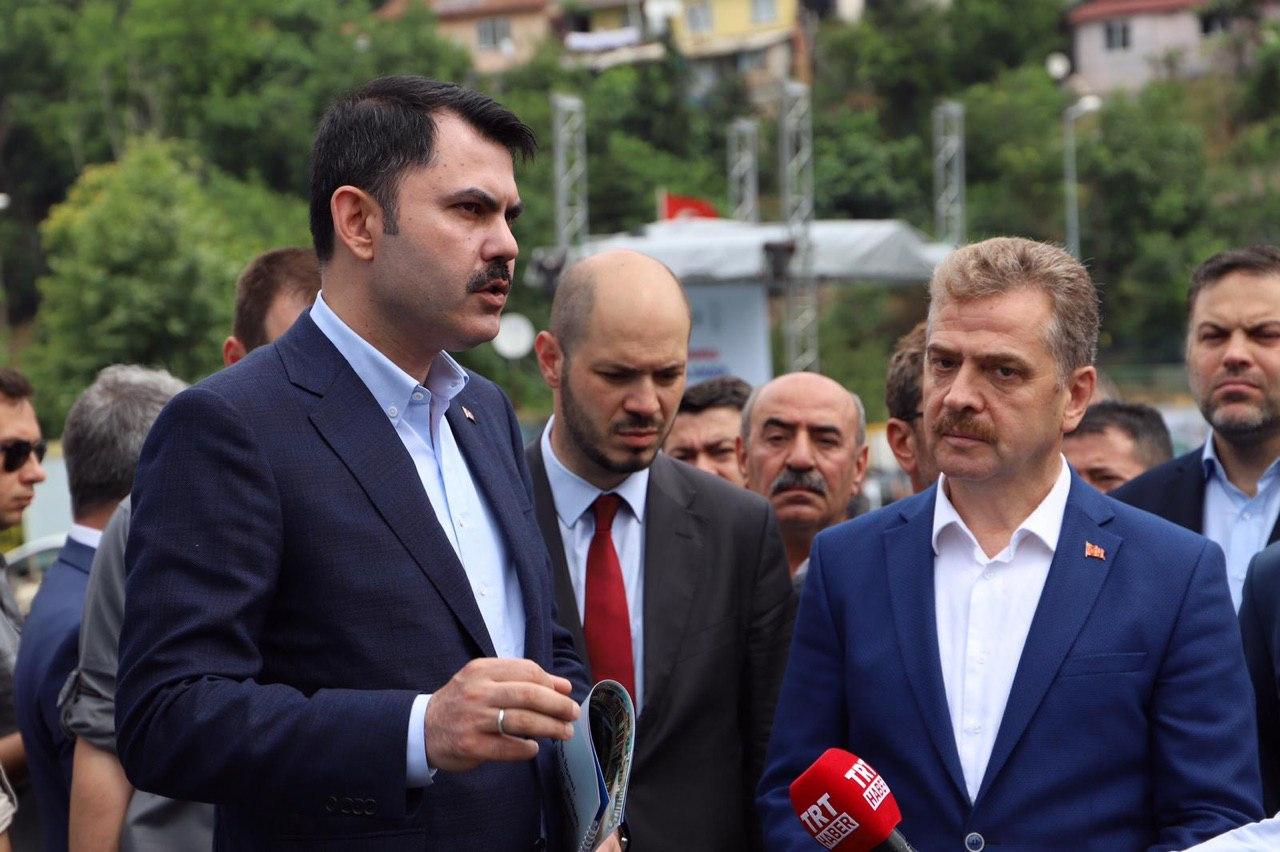 """BAKAN KURUM: """"AMACIMIZ MAĞDURİYETLERİ ENGELLEMEK"""""""