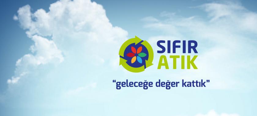 """SIFIR ATIK """"GELECEĞE DEĞER KATTIK"""""""