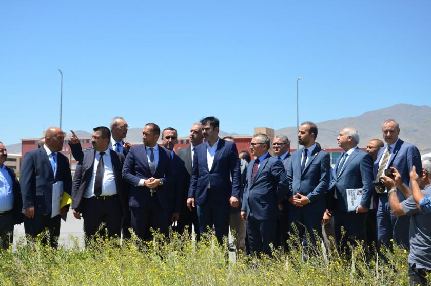 Bakanımız Sayın Murat Kurum Niğde'de