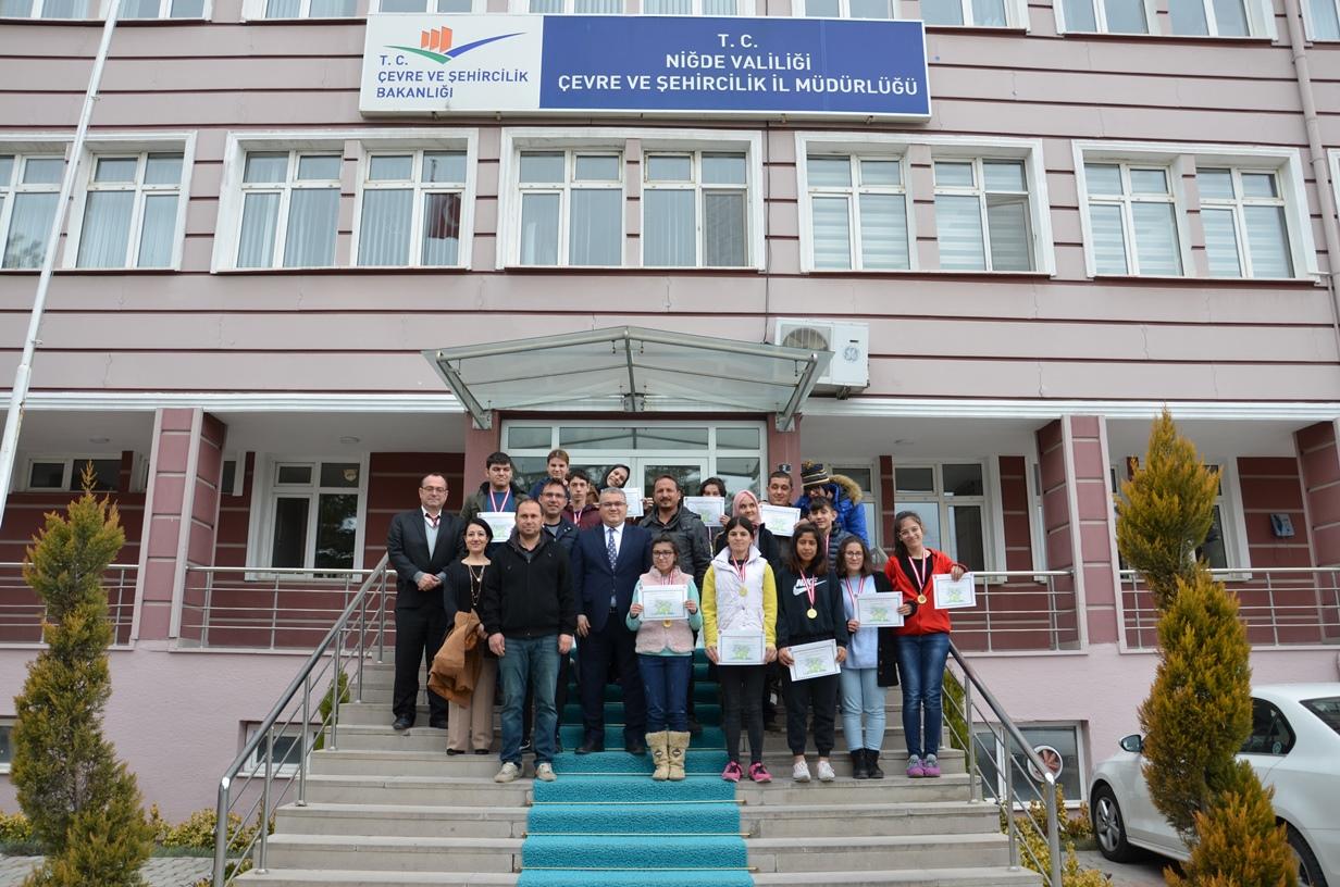 ÇEM'de Özel Misafirler Kahraman Çevreci Eğitimi Aldı