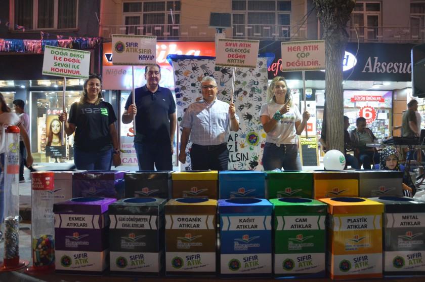 Sağlıklı Sokak Projesi'nde Sıfır Atık ve Toro Tanıtımı Yapıldı