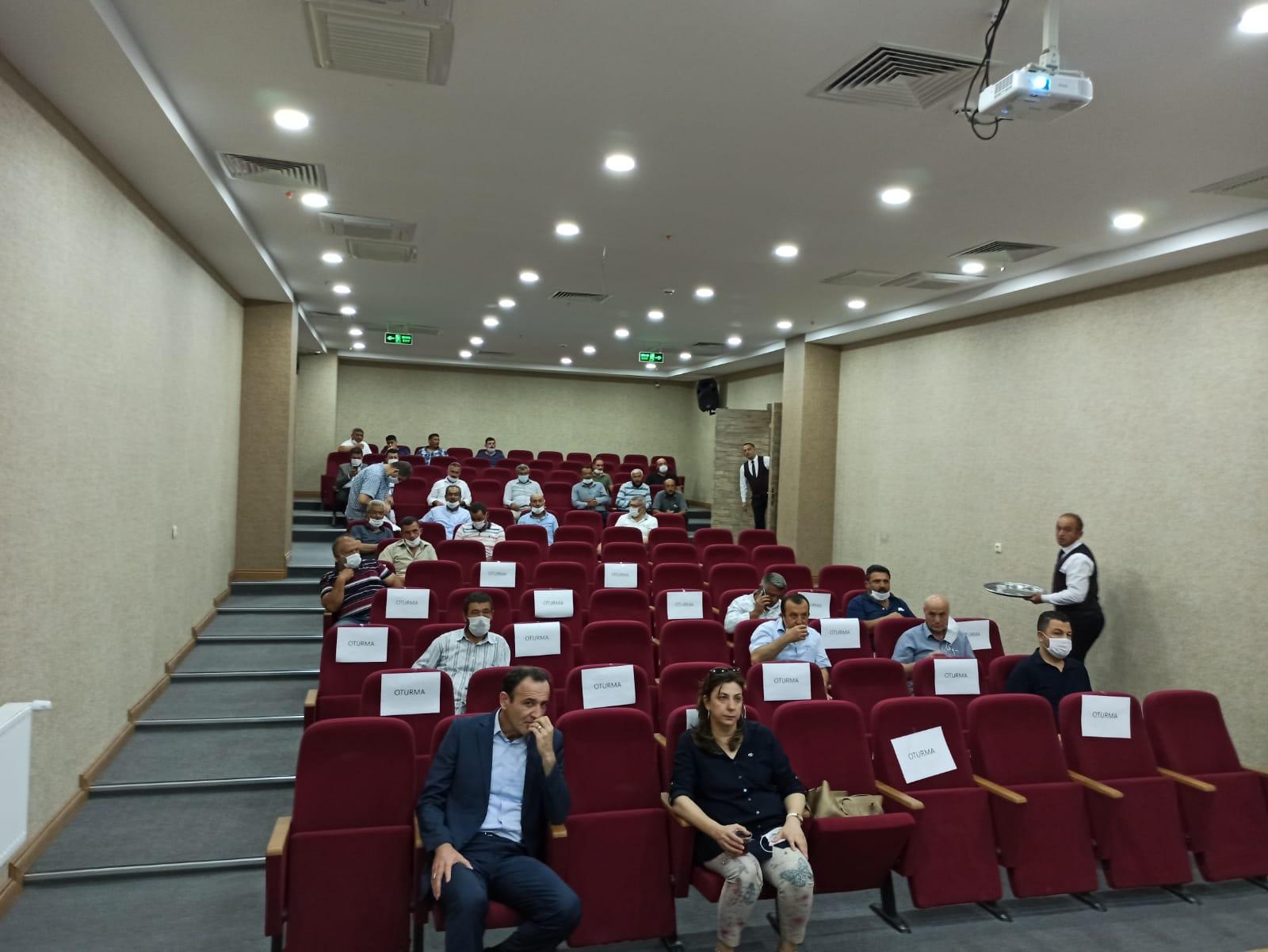 """""""Tarıma Dayalı İhtisas (Besi) Organize Sanayi Bölgesi"""" Projesi ÇED Süreci İçin Halkın Katılımı Toplantısı…"""