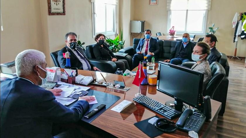 İl  Müdürümüz ve İl Müdürlüğü Heyetimiz Sıfır Atık projesi hakkında Kadirli ve Sumbas İlçeleri ile Mehmetli Beldesinde bilgilendirmelerde bulunmuştur.