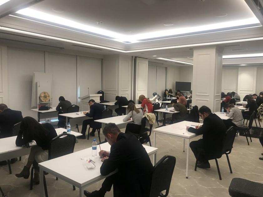 Çevre ve Şehircilik Uzmanlığı Yeterlik Sınavı